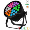 36*10W RGBW 4in1 LED PAR Light con Six Area Control Function