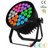 36*10W RGBW 4в1 LED PAR лампа с шестью области функции управления