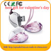 Coração popular da movimentação do flash do USB para o dia do Valentim (ES1314)