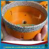 Паяемые вакуумом биты алмазного сверла для плитки фарфора