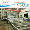 PP Board Plastic Board Extrusion Machine / PP PE ABS Plate Extrusion Line