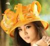 Шлемы лета венчания партии церков Sinamay
