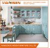 2018 Mobilier en bois massif coloré Accueil Armoire de stockage des armoires de cuisine