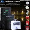 Zone convenzionali del sistema di segnalatore d'incendio di incendio di GSM 32 massime