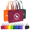 Impresos PP no tejida de compras bolsas de mano (PM026)