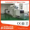 Terminar la máquina ULTRAVIOLETA automática de la vacuometalización del oro de taller de pintura