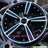 Оправа 14*6j колеса алюминиевого сплава 4*100