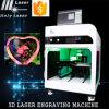 Le meilleur graveur de laser de fabricant professionnel, prix de machine de gravure du laser 3D en cristal