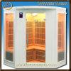 Preiswerter Preis-beste verkaufende weites Infrarot-Sauna-Luxuxräume (IDS-WT3C)