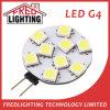 Halogen Bubls SMD5050 9LEDs G4 LED Bulbsを取り替えなさい