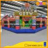 Parc d'attractions construisant la grande ville gonflable d'amusement à vendre (AQ01640)