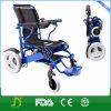 Cadeira de rodas Foldable da potência com bateria de lítio