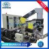 China-Fabrik-Doppelt-Stadium pp. PET Film-Strangpresßling-Maschinen-Plastik, der Pelletisierung-Zeile aufbereitet