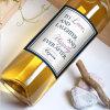 びんのための卸し売りカスタム印刷のワインのステッカー
