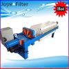 Prensa de la placa y de filtro del marco para la desecación del lodo