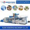 De volledig-automatische Plastic Machine van Thermoforming van de Kop voor Sap/Koffie/Water