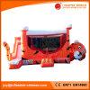 De 2018 juguetes inflables inflables / hinchables de salto del tigre Moonwalk Bouncer (T1-699)