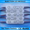 12V SMD 5050 modulo RGB dell'iniezione LED dei 3 chip