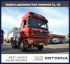 Camion tracteur remorque Shacman 6X4 pour transport de conteneurs