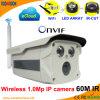 Câmera sem fio do IP da rede do IR 1.0 Megapixel Onvif WiFi P2p