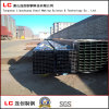 50mmx25mm&100mmx50mm Black Rectangular Steel Pipe