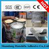 Acier inoxydable, feuille de PVC, colle acrylique en aluminium d'adhésif de film protecteur