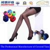 Behandelde Yarn met Spandex en Nylon voor Stocking