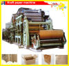 Smaller Capacity 1092 Mm 5ton/Day Double Dryer Can and Double Cylinder Mould Carton Paper Making Machinery