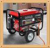 2000W Noiseless Portable Home Use LPG y Gasoline Generator para Sale