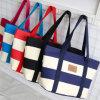 Form-Unisexfrauen-Mann-mehrfachverwendbare BaumwolleleinenEco freundlicher Einkaufstasche-Lebensmittelgeschäfttote-Patchwork-Schulter-Handtaschetote-Beutel