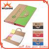 Memopad de papel reciclado ideal para el regalo de la promoción (SP308)