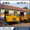 挑戦Dfq-150 Deep Rock Water Well Drilling Rig 150m Depth