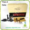 새로운! ! Dry Herb Atomizer, Herbal Vaporizer Titan 2 Hebe, Extended Mouthpiece를 가진 위드 Vaporizer Titan 2 Hebe를 가진 건조한 Herb Vaporizer Pen Hebe