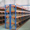 Almacén de estanterías estanterías de almacenamiento de prestaciones medias
