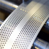 Acero inoxidable metal perforado para el jugador, 304 material