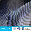 Tela deTecelagem tecida 50d de nylon do jacquard ao ar livre de Oxford da verificação da planície da manta do Twill do poliéster 65% de 35%