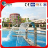 SPA Decoration Swimming Pool Waterfall를 위한 실내 Water Curtain