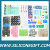 Clavier numérique en caoutchouc de silicones