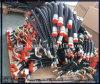 Conjunto de mangueira de borracha hidráulico de alta pressão