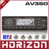 Selbstberufsauto-DVD-Spieler des Horizont-AV350 Sgmw, beweglich im Auto-MP3-Player, Stereolautsprecher