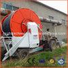 Irrigador de bobina de mangueira de economia de energia