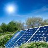 Panneau solaire semi flexible solaire des réverbères 100watt avec les piles solaires de Sunpower