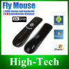 Andriod TV BoxのためのジャイロスコープMini Fly Air Mouse