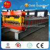 Cnc-Dach-Fliese-gewellte Panel-Rolle, die Maschine bildet