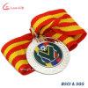 Médaille d'émail de logo personnalisé personnelle