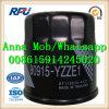 OE. auto filtro de petróleo 90915-Yzze1 para Toyota