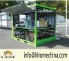 Annehmbares Aussehen-Kiosk-Behälter-Haus-System