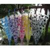 Forma Straight Rainshade Transparent Umbrella com DOT Print