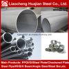 Сварной шов и сшитых Грифельный черный стальной трубопровод в ASTM53 стандарта