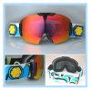 Lunettes de ski polarisées par PC interchangeable de lentille avec la bande large